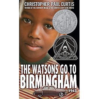 De Watsons Ga naar Birmingham - 1963
