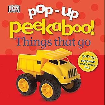 Pop-up-Peekaboo: Dinge, die gehen