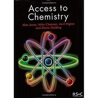 Toegang tot chemie