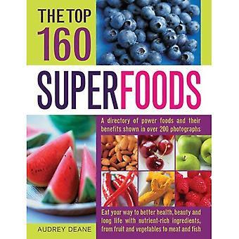 Le Top 160 des superaliments