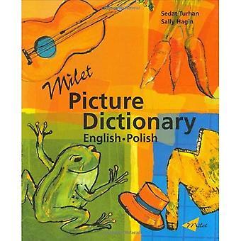 Milet foto woordenboek: Engels-Pools (Milet beeld woordenboeken)