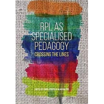RPL som specialiserad pedagogik: över en planövergång