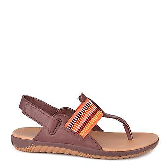 Sorel Out 'n About Plus Elderberry Thong Sandal