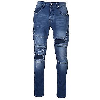 883 de police Mens Cassady Arn 436 Jeans