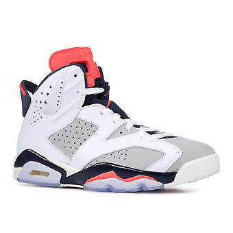 Air Jordan 6 Reto « Tinker Hatfield » - 384664 - 104 - chaussures