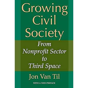 Voksende civilsamfund fra Nonprofit-sektoren til tredje plads ved Van Til & Jon