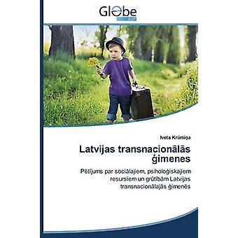 Latvijas Transnacion L S Imenes by Kr Mi a. Iveta