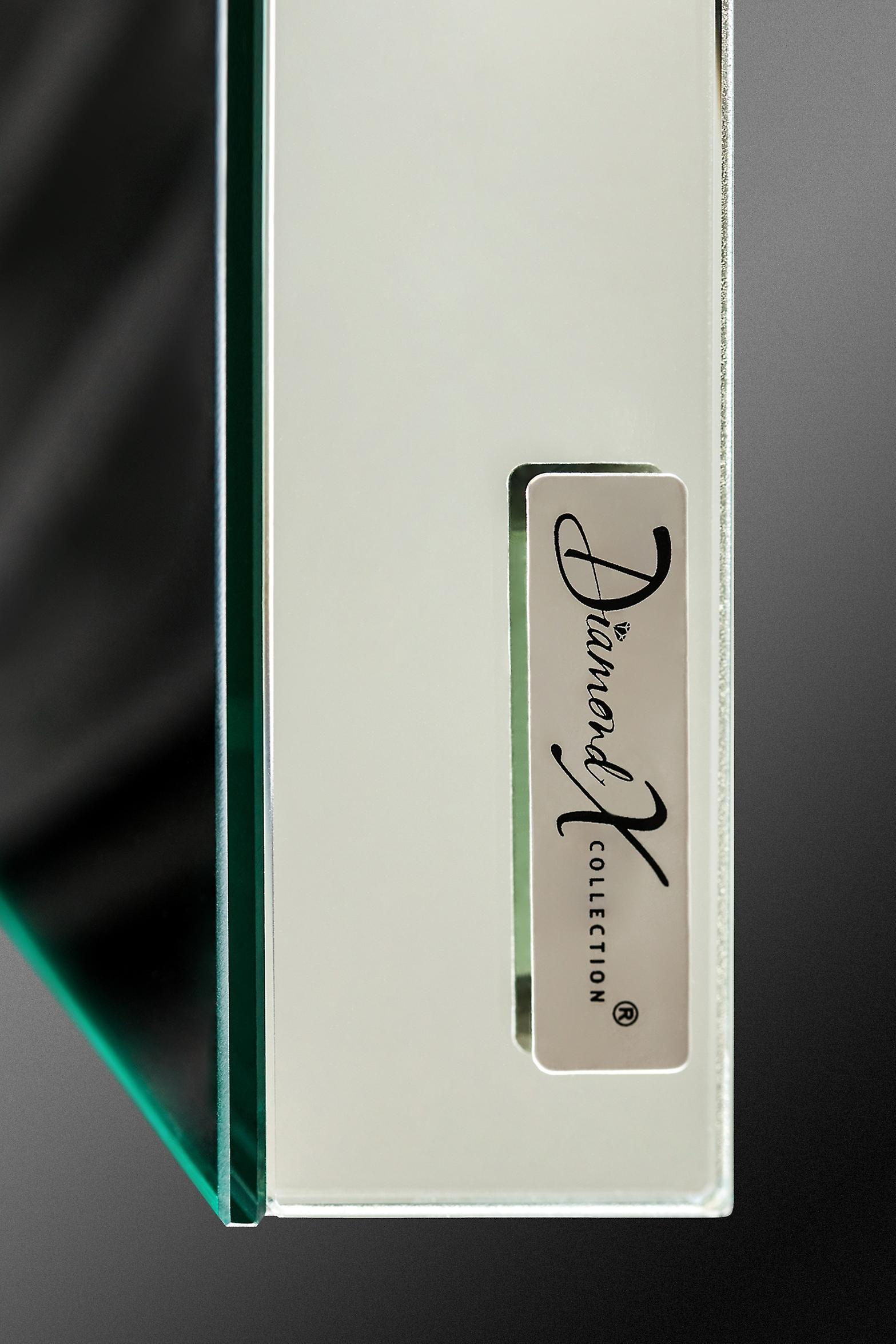 Cygnus Bluetooth Audio lumière salle de bain miroir & dévésiculeur/capteur k478aud