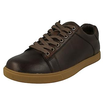 Mens Skechers Casual Lace Up Trainer Fandom