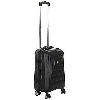 It Unisex Mesmerize Hard Suitcases Travel Bag Luggage Handle 4 Wheels Zip