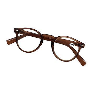 Duga Okulary do czytania 3.50 Brązowy