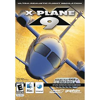 X-Plane 9 (Mac) - Neu