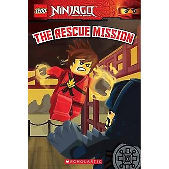 The Rescue Mission (Lego Ninjago - Reader) by Scholastic - Kate Howard