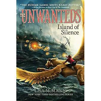 Island of Silence by Lisa McMann - 9781442407725 Book