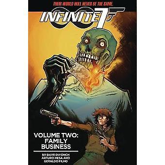Infinite Seven - Volume 2 by Dave Dwonch - 9781632292919 Book