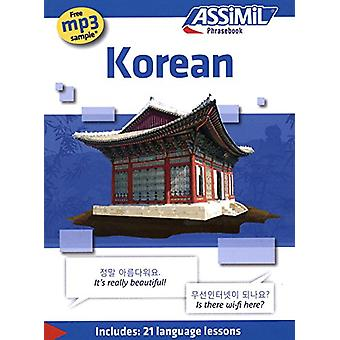 Korean Phrasebook by Assimil Nelis - 9782700507645 Book