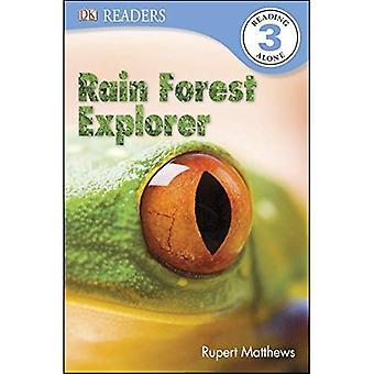 Rain Forest Explorer (DK czytelników: poziom 3)