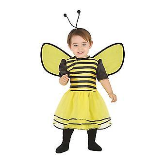Småbarn barn Little Bee fancy Dress kostym