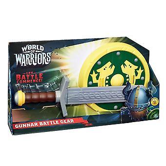 World Of Warriors Battle Gear - Gunnar Battle Gear