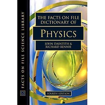 Fakta om fil ordbok av fysik