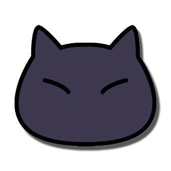 Patch - Oreimo 2 - Kuroneko Iron-On - Anime - Licensed - ge44762