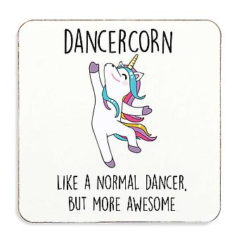 Dancercorn danser Coaster Cork terug