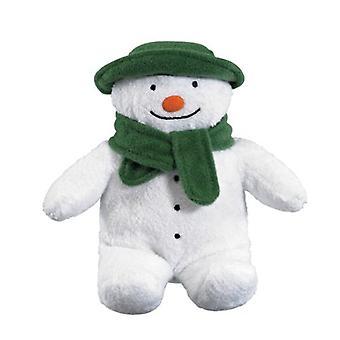 Regenbogen Designs Schneemann Ban Spielzeug für Neugeborene 15cm (weiß)