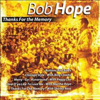 Bob Hope - tack för minnet [CD] USA import