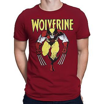 Wolverine Red Rage W trudnej sytuacji T-shirt