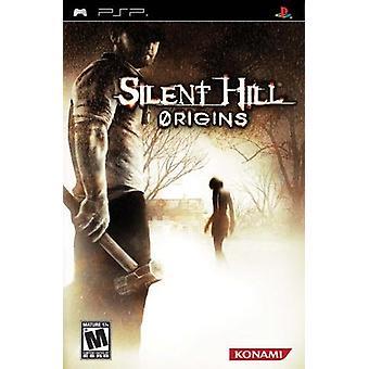 Silent Hill Origins (PSP)-nytt