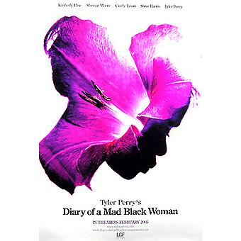 Diary Of A Mad Black Woman (Double Sided Advance) Original Cinema Poster