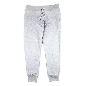 Love Moschino Peace Logo Back Pocket Pants Grey