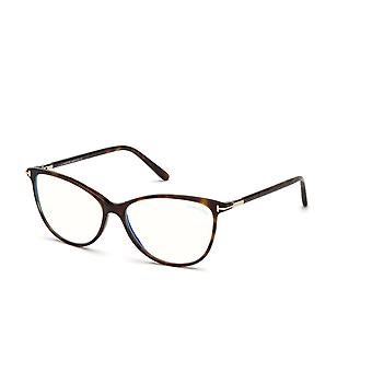 Tom Ford TF5616-B 052 Dark Havana Glasses