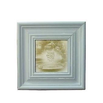 Lesser & Pavey Home Sweet Home Photo Frame 4x4 (10x 10cm) - Azure