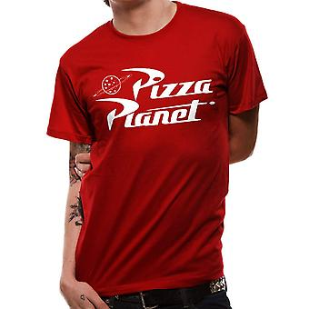 T-Shirt da uomo Toy Story Pizza Planet Red