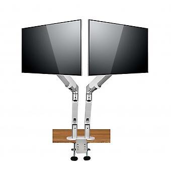Suport monitor spire pentru 2 ecrane