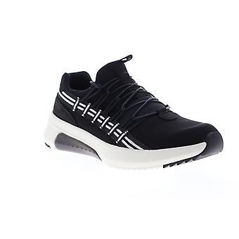 Mark Nason Modern Jogger 2.0 Loop  Mens Black Mesh Low Top Sneakers Shoes