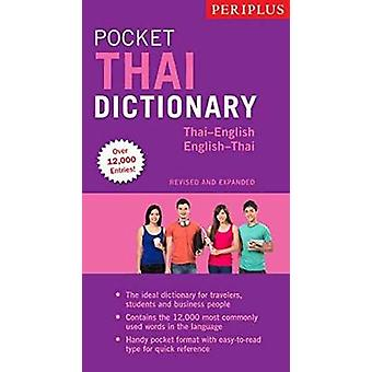 Periplus Pocket Thai Dictionary by Jintana Rattanakhemakorn