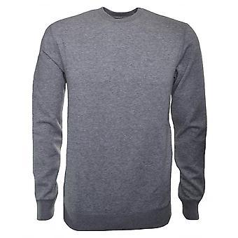 Armani Jeans menns grå Sweatshirt