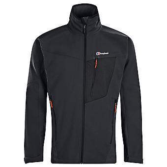 Berghaus sort Herre Ghlas Softshell jakke