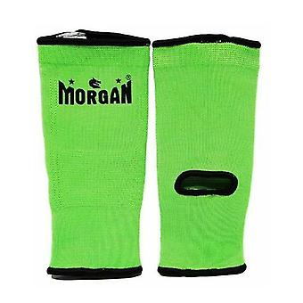 Morgan Ankle Protectors Pair Fluro Lime