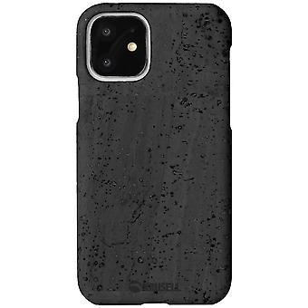 Krusell Birka Cover voor Apple iPhone 11 Black Case Beschermhoes Case
