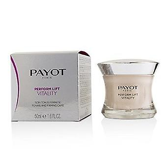 Payot Perform Vitality Ascensore - Toning & Care rassodante 50ml/1,6 once