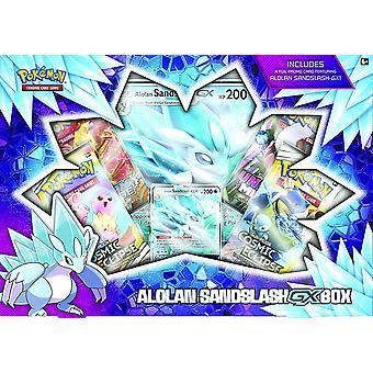 Pokemon TCG: Alolan Sandslash-GX Pudełko