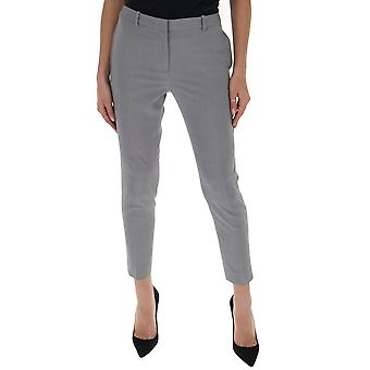 Fabiana Filippi Pad260b186c0958146 Women's Grey Cotton Pants