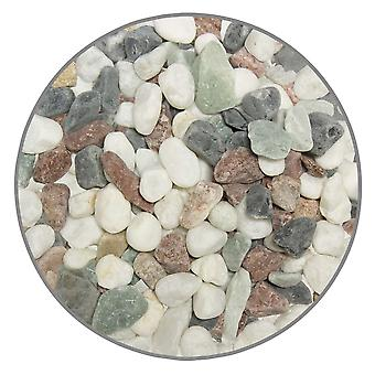 Ica Gravel 6-8Mm Multicolour Nt 5 Kg (Fish , Decoration , Gravel & sand)
