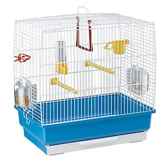 Ferplast Rekord Cage 2 White (Birds , Cages and aviaries , Cages)