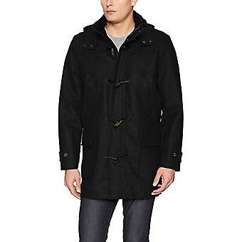 Veste à bascule en laine à capuchon Nautica Men-apos;s, noir, S