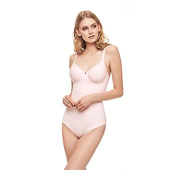 Susa 6552-344 Women's Catania Soft Peach Pink One Piece Spacer Body