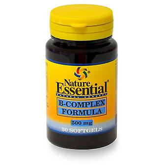 Nature Essential B-Complex Formula 500 Mg